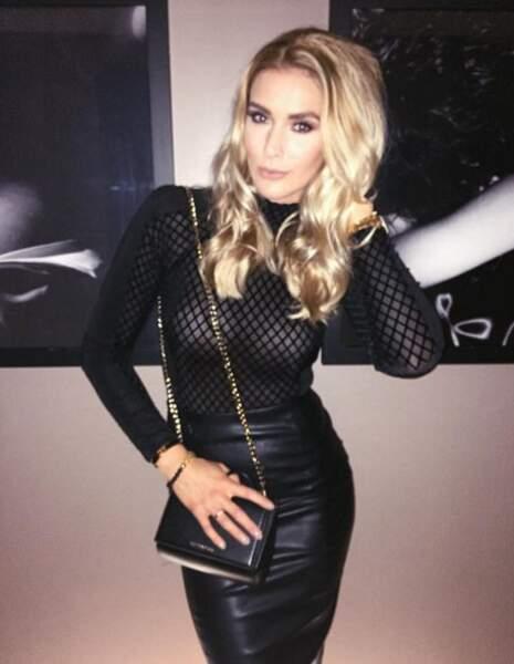 Euro 2016 : voici la très sexy Alexandra Ivarsdottir, compagne du joueur islandais Gylfi Sigurdsson