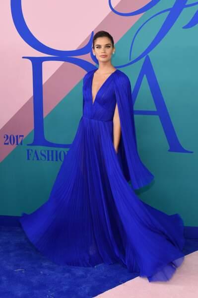 CFDA Fashion Awards 2017 - Sara Sampaio absolument sublime