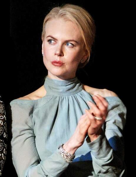 Nicole Kidman...