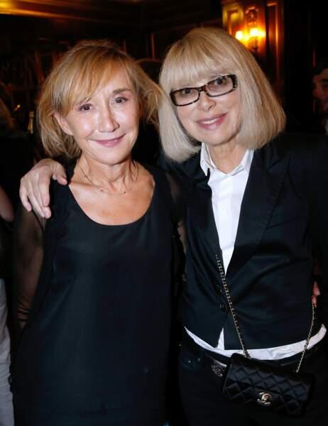 Blonde power pour Marie-Anne Chazel et Mireille Darc