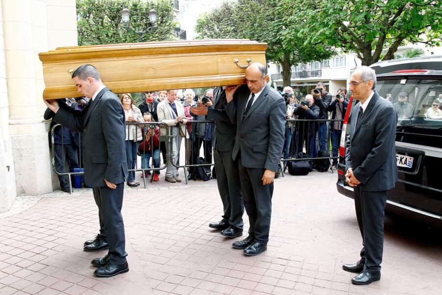 Les obsèques de Patachou