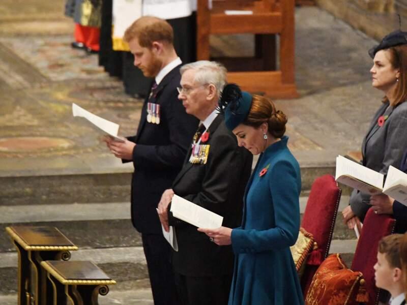 Le prince Harry et Kate Middleton complices à Londres