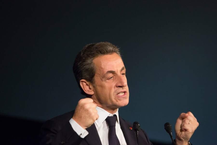 3ème ex æquo - Nicolas Sarkozy avec 46% d'opinions défavorables