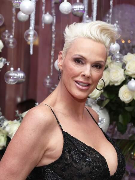 A 54 ans, Brigitte Nielsen a accouché de son 5ème enfant, une fille prénommée Frida
