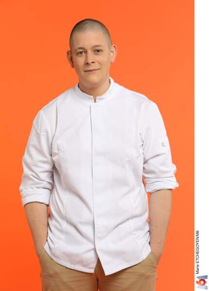 Julien Wauthier, 33 ans, Jambes (Belgique) / Chef à La Plage D'Amée