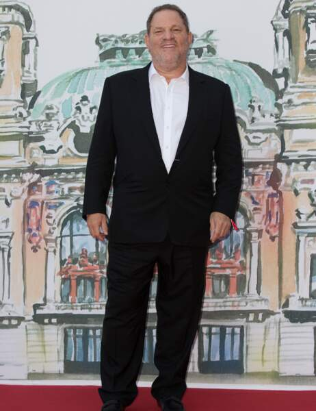 Le producteur Harvey Weinstein