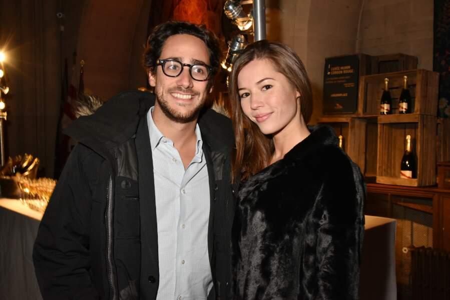 Fooding 2017 : Thomas Hollande officialise avec sa petite amie, la journaliste Emilie Broussouloux