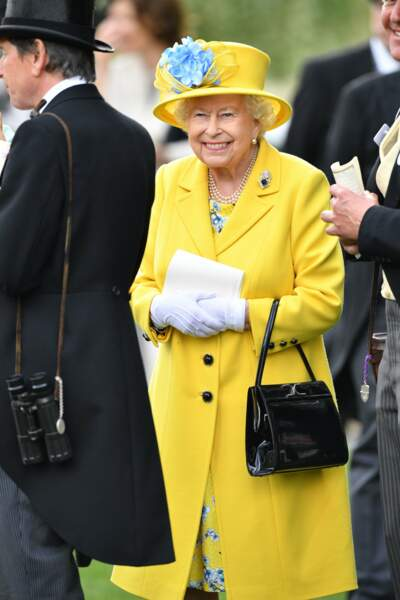 Royal Ascot : la reine Elizabeth II