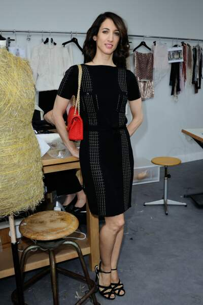 Défilé Chanel Haute Couture : Deniz Erguven, la réalisatrice du très récompensé Mustang