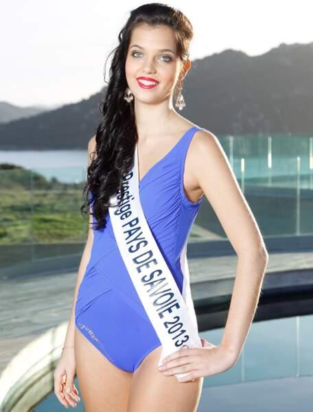 Marie-Laure CORNU, Miss Prestige Pays de Savoie