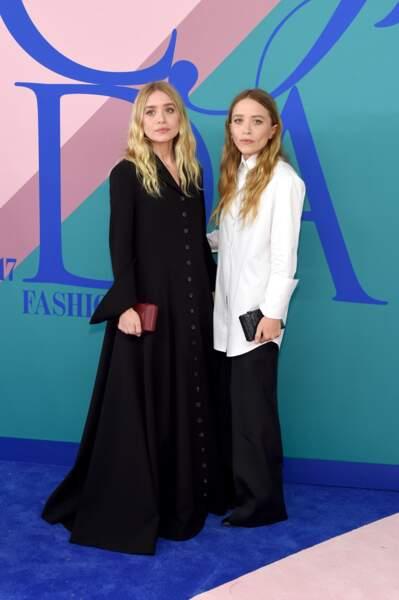 CFDA Fashion Awards 2017 - Ah non pardon, on nous dit dans l'oreillette que ce sont les soeurs Olsen