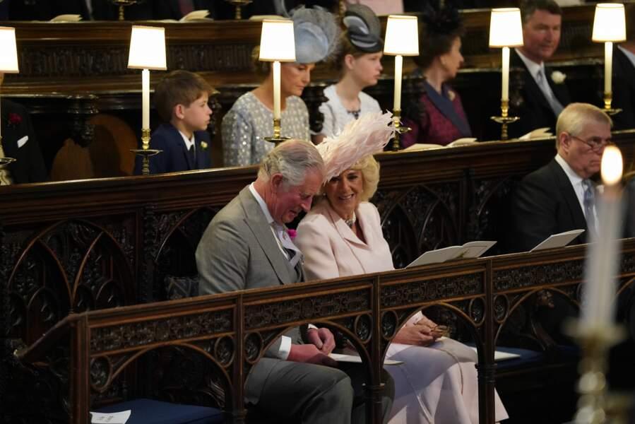 Royal wedding : le prince Charles et Camille Parker Bowles