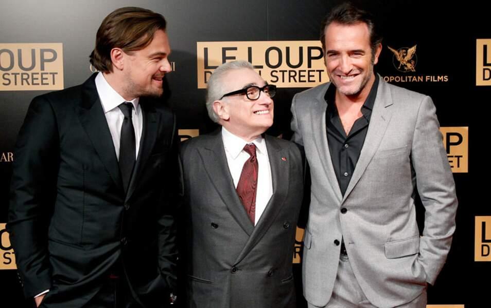 Leo et Marty n'ont d'yeux que pour notre Jean