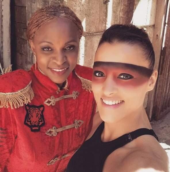 Laura Mété, l'interprète de Lady Boo dans Fort Boyard