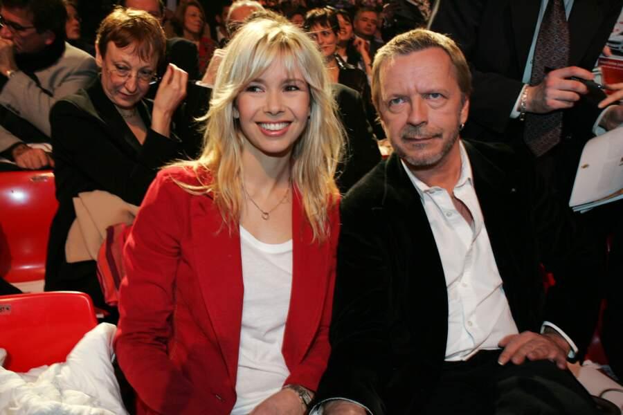 Romane Serda et Renaud en couple de 2002 à 2011
