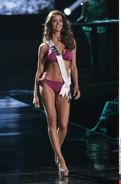 Miss Pérou, Laura Vivian Spoya
