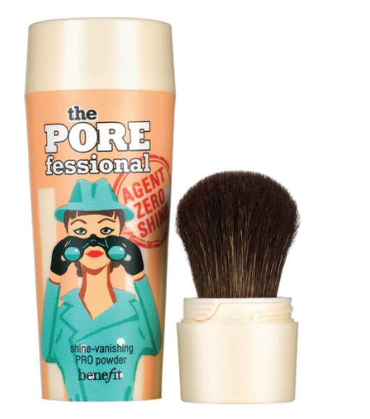 Poudre matifiante, Benefit Cosmetics chez Sephora, 35€