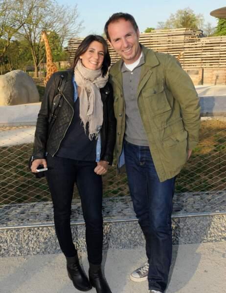 Estelle Denis et Jean-Philippe Doux