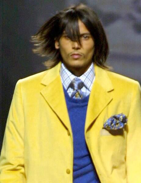 Johnny Depp en 2002