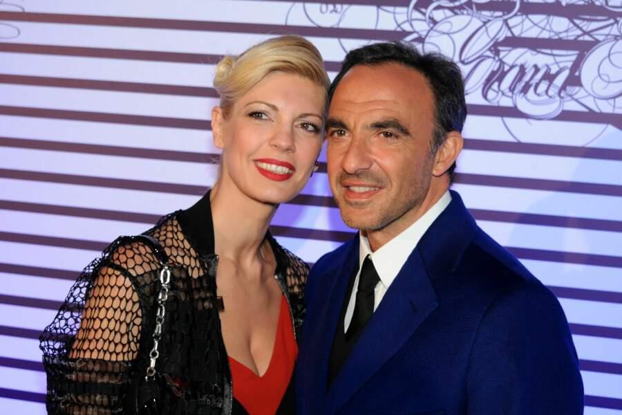 Tina Grigoriou très proche de son compagnon Nikos Aliagas