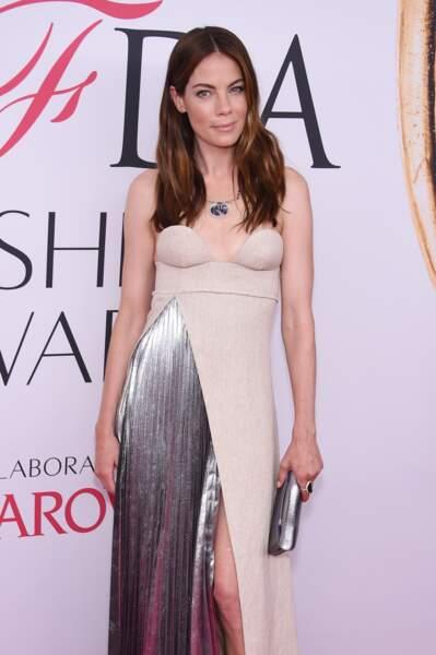 CFDA Fashion Awards : Michelle Monaghan et sa robe... hum comment dire... ben pas trop trop réussie en fait