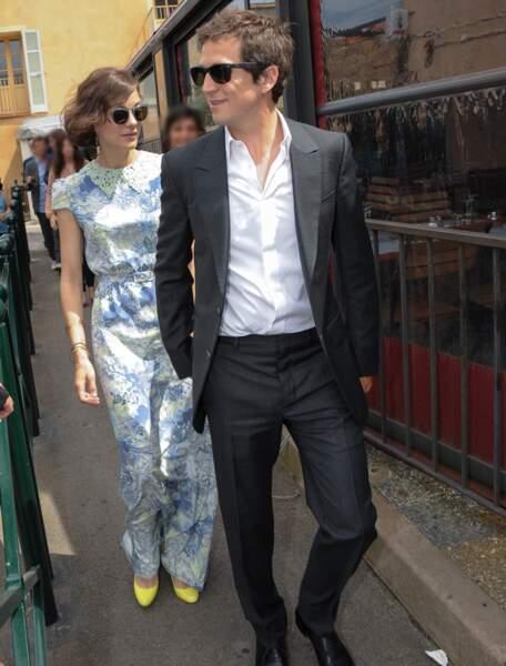 Marion Cotillard et Guillaume Canet