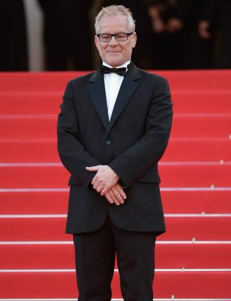 Le délégué général du Festival de Cannes, Thierry Frémaux...