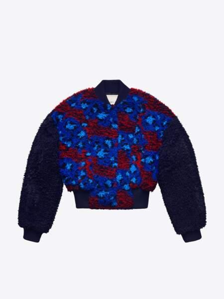 Kenzo x H&M : manteau court, 129€