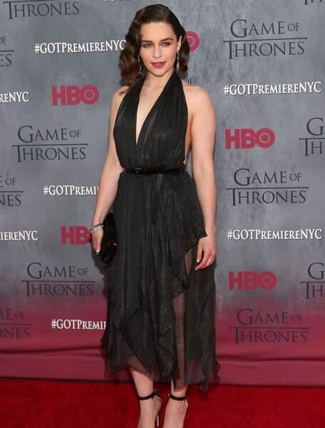 11 – Emilia Clarke
