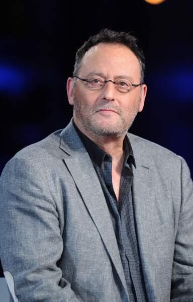 Suit le comédien Jean Reno, qui gagne une place dans le classement IFOP-JDD