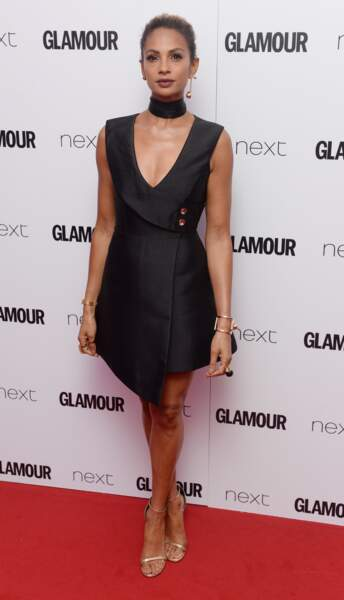 Alesha Dixon aux Glamour Awards