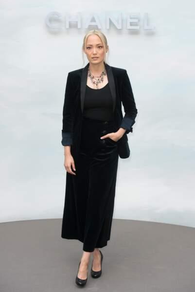 Défilé Chanel : Pom Klementieff