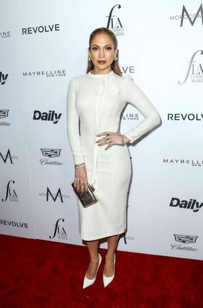 Victoria's Secret a décerné le titre de « Sexy éternelle » à Jennifer Lopez