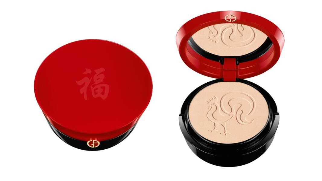 Palette Chinese New Year 2017. 85€, Giorgio Armani.