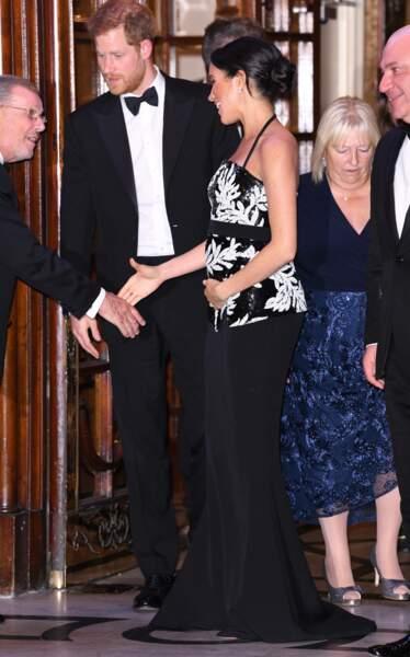Tous juste rentrés de leur première tournée internationale, le duc et la duchesse ne compte pas lever le pied !
