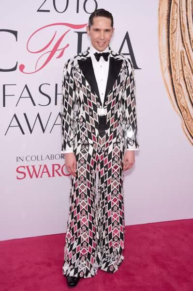 CFDA Fashion Awards : ALERTE ! le bon goût vient d'être sauvagement attaqué !