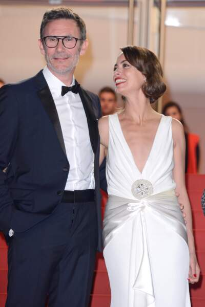 Michel Hazanavicius et Bérénice Bejo