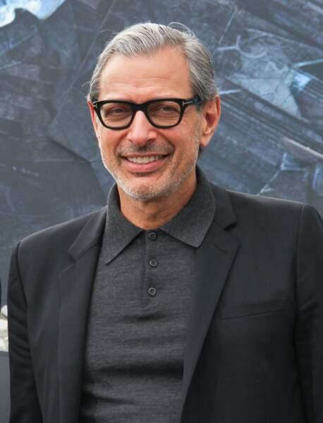 Jeff Goldblum : Papa pour la première fois à 62 ans
