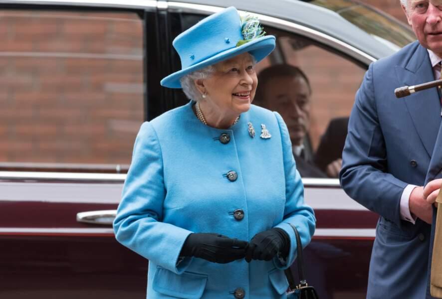 Reine Elizabeth II, 2e