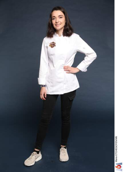 Camille Maury / 20 ans / Saint-Valery-en-Caux (76) / Gagnante d'Objectif Top Chef