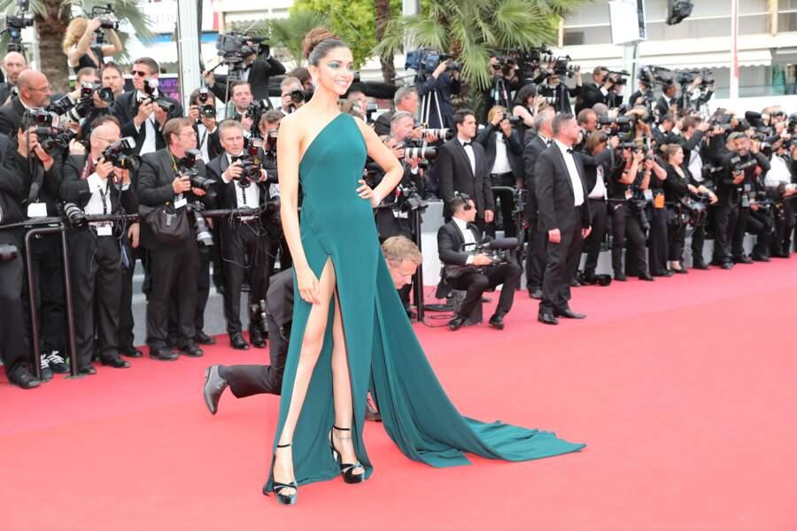 Festival de Cannes 2017 : Deepika Padukone