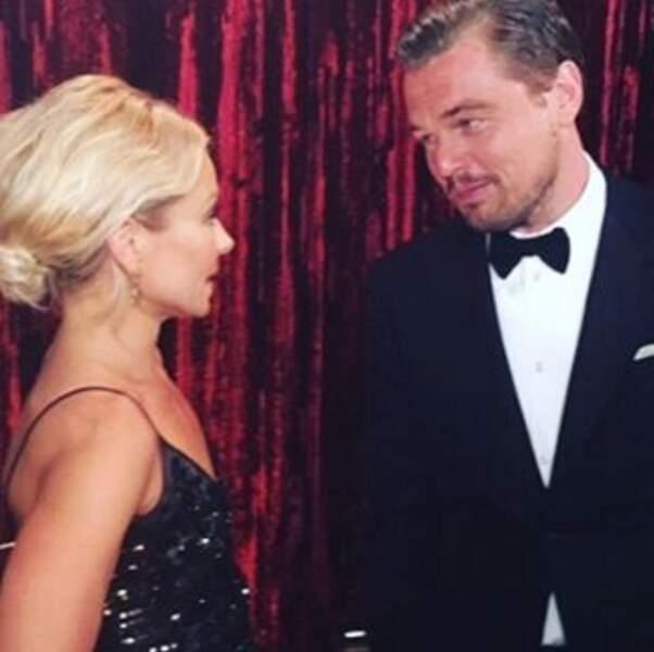 Kelly Ripa : elle a succombé aux terribles dons d'hypnose de Leonardo DiCaprio