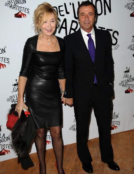 Marie-Anne Chazel et Bernard Montiel