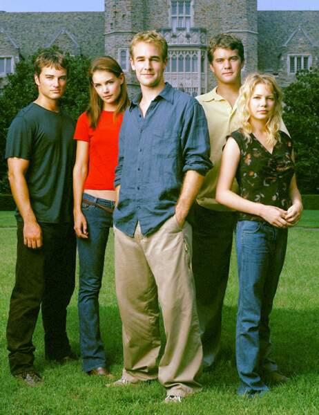 Retournons à Capside avec Dawson et ses amis