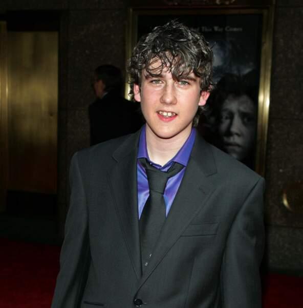 Matthew Lewis était Neville Londubat le copain valeureux et pas très joli d'Harry Potter