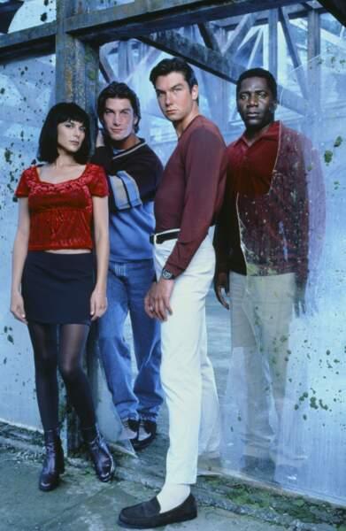 À quoi ressemblent les stars des séries télé des années 90 - Sliders