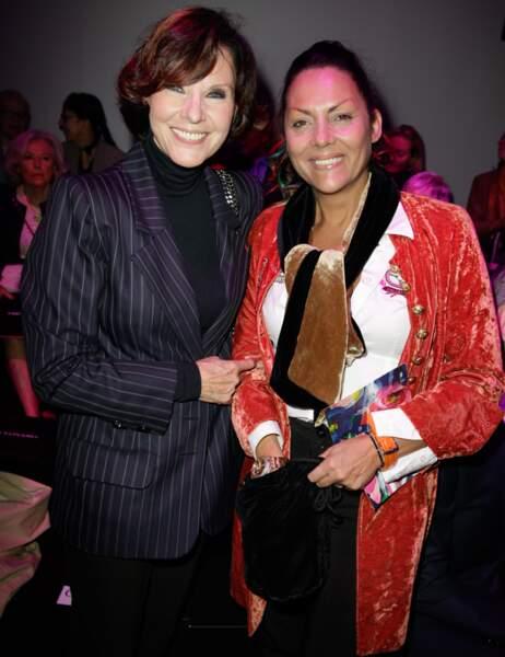 Denise Fabre et Hermine de Clermont-Tonnerre