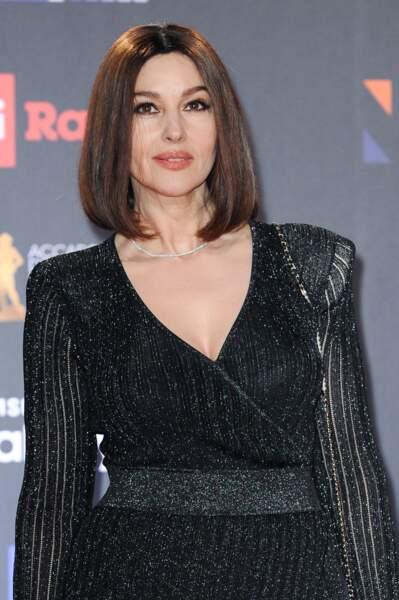 Maman après 45 ans - Monica Bellucci a eu sa seconde fille, Léonie, à 45 ans