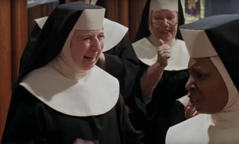 Sœur Marie-Lazarus venait compléter cette équipe de choc