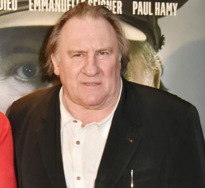 Saurez-vous reconnaître qui sont leurs très célèbres pères : Gérard Depardieu (et de Karine Silla)